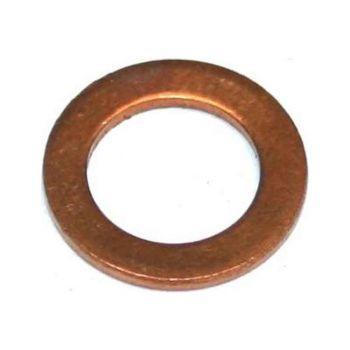 Rondelle en Cuivre - 3,5x6x1