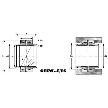 Rotule ref GEEW60ES