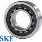 Roulement rigide 1 rangée de rouleaux SKF ref NU308-ECP - 40x90x23