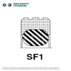Joint Composite Rotatif SF1-PRN-27,5X21,7X4,2
