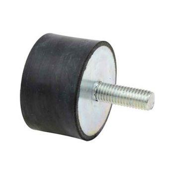 Plot antivibratoire male - plat ref PLOTPM1510M4