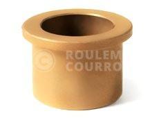 Nos modèles de Coussinet bronze à collerette CBB