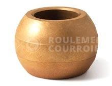 Nos modèles de Coussinet bronze sphérique CBC